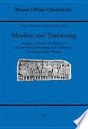 Musiker und Tradierung