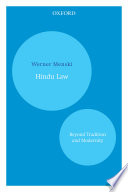 Hindu Law Of Classical Hindu Law Which Has Become Neglected