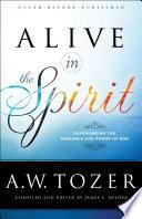 Alive in the Spirit