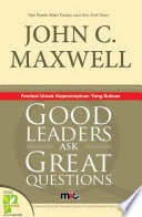 Good Leaders Ask Great Questions   bahasa Indonesia