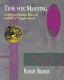 Time for Meaning