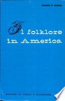Il folklore in America
