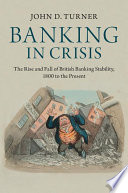 Banking In Crisis book