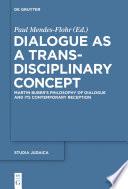 Dialogue As A Trans Disciplinary Concept