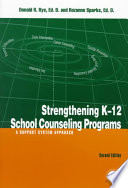 Strengthening K 12 School Counseling Programs