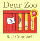 cover img of Dear Zoo