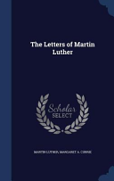 the-letters-of-martin-luther