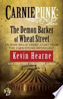 Carniepunk  The Demon Barker of Wheat Street