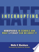 Ebook Interrupting Hate Epub Mollie V. Blackburn,Katherine Schultz Apps Read Mobile