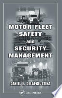 Motor Fleet Safety and Security Management Book PDF