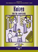 Kaizen for the Shop Floor