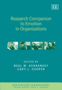Research Companion to Emotion in Organizations