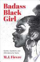 Book Badass Black Girl