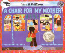 A Chair for My Mother 25th Anniversary Edition Book Cover