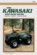 Kawasaki KLF400 Bayou 1993 1999