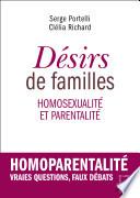 illustration du livre Désirs de familles