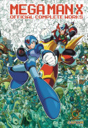 Mega Man X Official Complete Works Hc