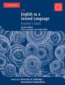 IGCSE English as a Second Language Teacher's Book