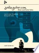 Justinguitar com Blues Lead Guitar Solos