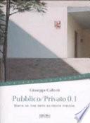 Pubblico privato 0 1