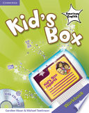 Kid s Box American English Level 5 Workbook with CD ROM