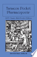 Tarascon Pocket Pharmacopoeia 2017 Classic Shirt Pocket Edition