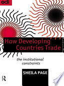 How Developing Countries Trade