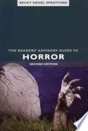 The Readers Advisory Guide To Horror book