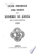 Almanacco della diocesi di Adria