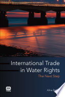 International Trade in Water Rights
