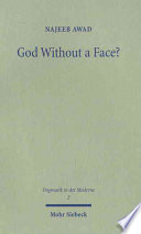 God Without a Face?