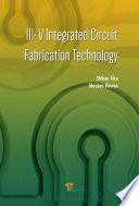 III V Integrated Circuit Fabrication Technology
