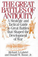 The Great Battles of Antiquity
