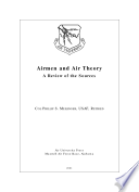 Airmen and air theory a review of the sources Book PDF