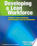 Developing a Lean Workforce