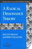 A Radical Dissonance Theory book