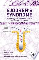 Sjogren S Syndrome book