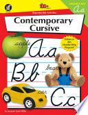 Contemporary Cursive  Grades K   6