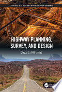 Highway Planning Survey And Design