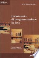 Laboratorio Di Programmazione In Java