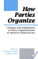 How Parties Organize