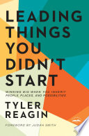 Leading Things You Didn T Start