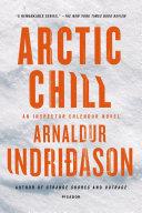 Arctic Chill Winner Arnaldur Indridason The Reykjavik Police