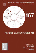 Natural Gas Conversion Viii book