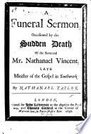 Stiahnuť PDF A Funeral Sermon [on Luke xii  40] occasioned