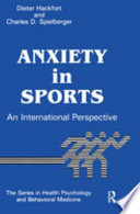 Anxiety in Sports