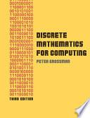 Discrete Mathematics For Computing book