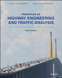 Principles of Highway Engineering and Traffic Analysis  6th Edition
