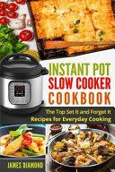 Instant Pot Slow Cooker Cookbook
