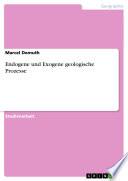 Endogene und Exogene geologische Prozesse